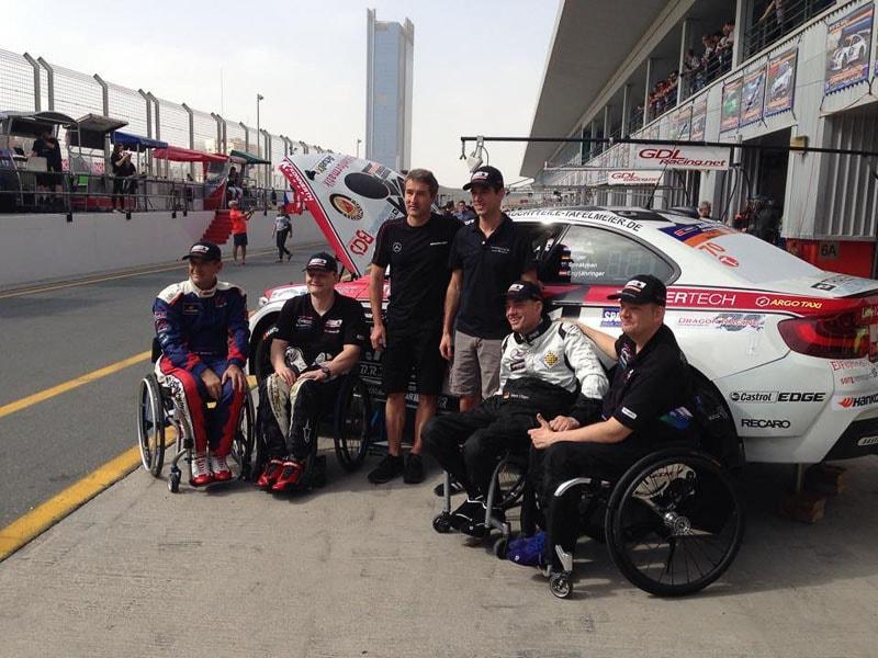 24h mpr dubai 2015  0094 - 08.-10. Jänner 2015 - 24h Dubai - 24h Series - Dubai Autodrome / AE