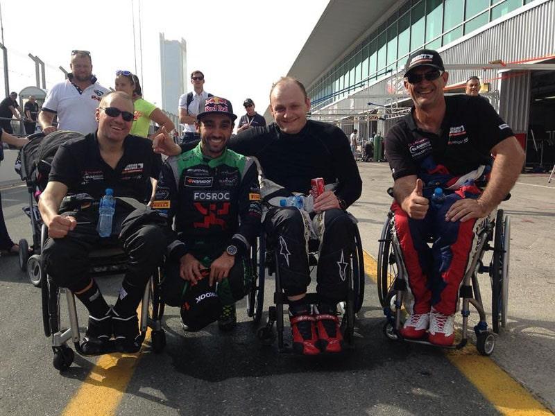 24h mpr dubai 2015 005 - 08.-10. Jänner 2015 - 24h Dubai - 24h Series - Dubai Autodrome / AE