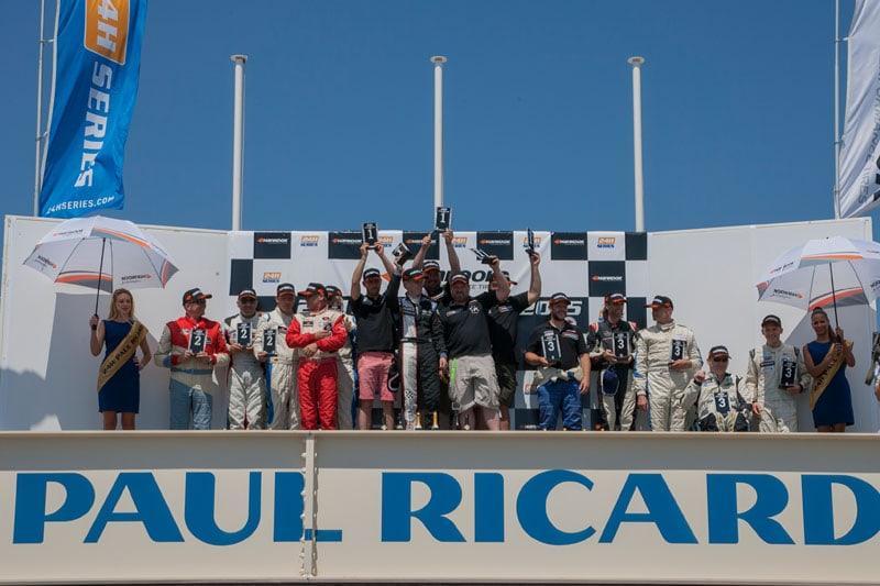 CUP1 - 10.-12. Juli 2015 - 24h Paul Ricard - 24h Series / FR