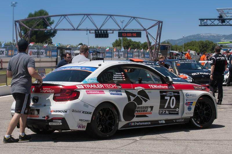 Eric Teeken 105 - 10.-12. Juli 2015 - 24h Paul Ricard - 24h Series / FR