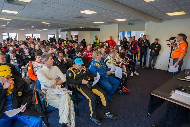 Eric Teeken 221 1 - 29.-30. Mai 2015 - 12h Zandvoort - 24h Series / NL