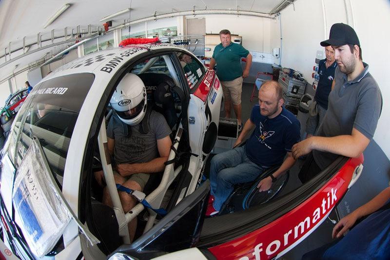 Eric Teeken 80 - 10.-12. Juli 2015 - 24h Paul Ricard - 24h Series / FR
