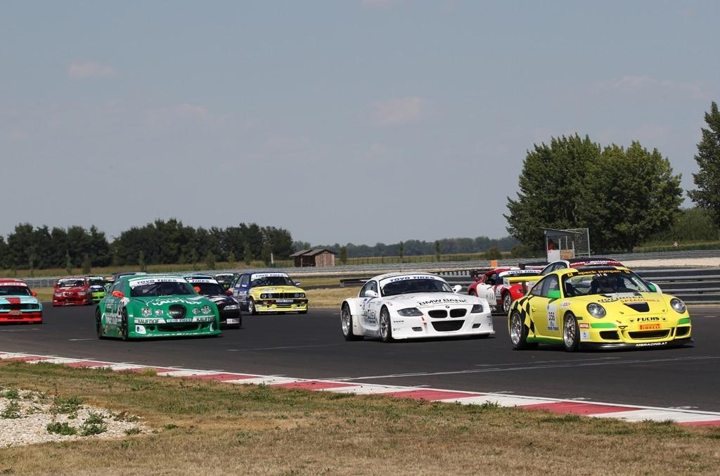 IMG 1970 - 03.-04. August 2013 - Youngtimer Austria - Slovakiaring / SVK
