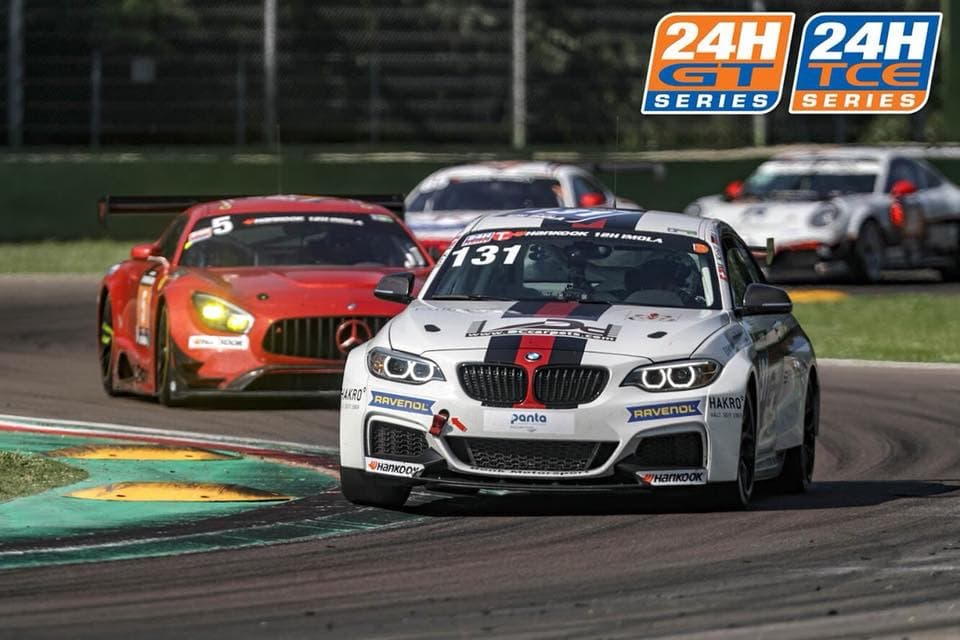 Foto 27.05.18 22 54 38 - 24.-26. Mai 2018 – 24h Series Creventik – 12h Imola / IT