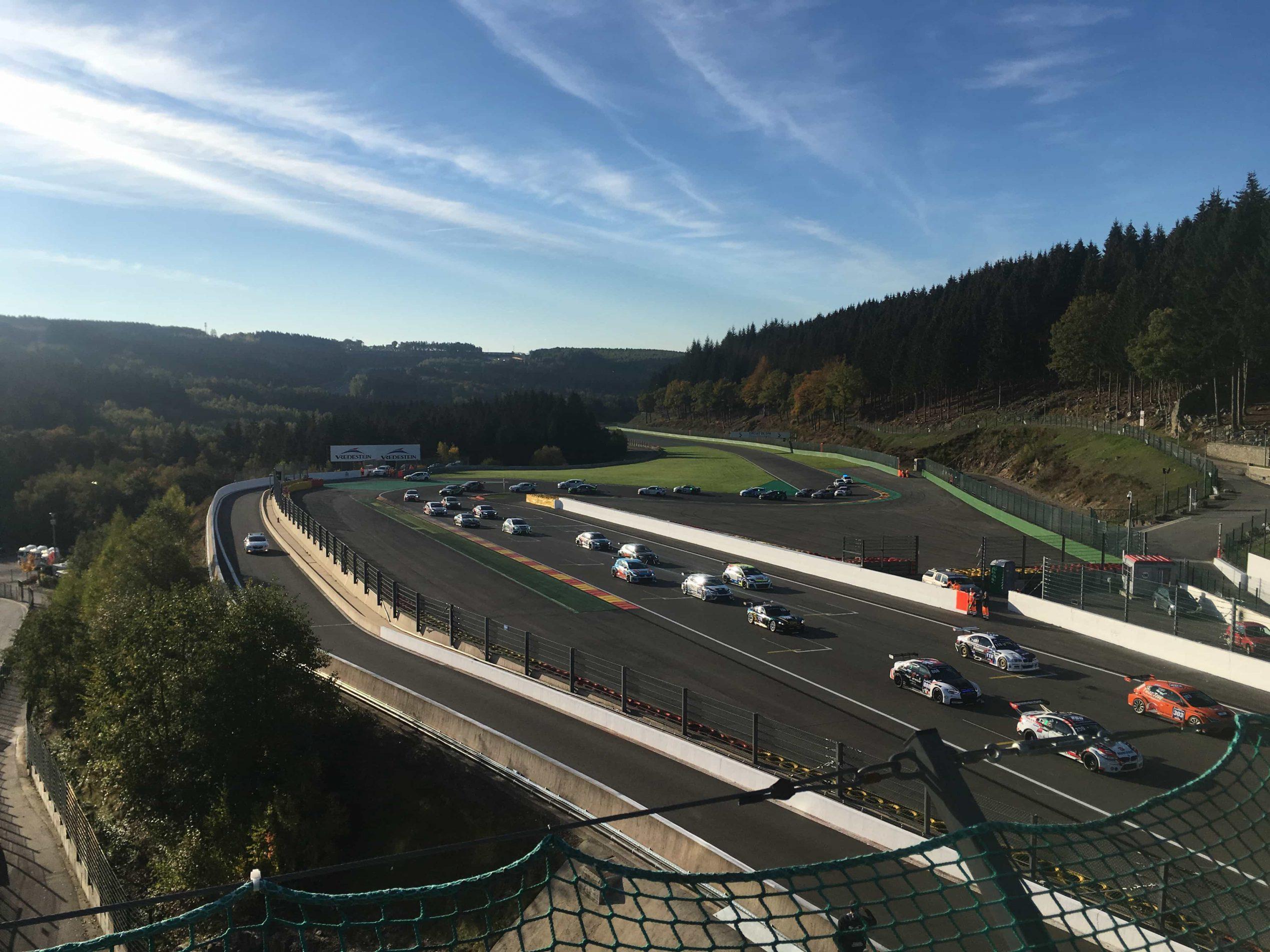 IMG 0941 - 12.-14. Oktober 2018 – 12h Spa-Francorchamps – Spa / BEL