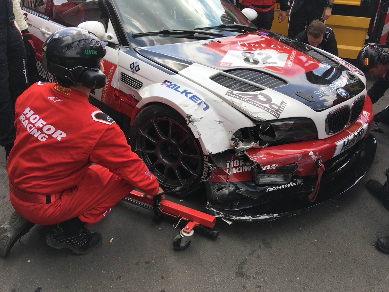 IMG 2046 - 21.-23. Juni 2019 – ADAC TOTAL 24h Rennen – Nürburgring / DE
