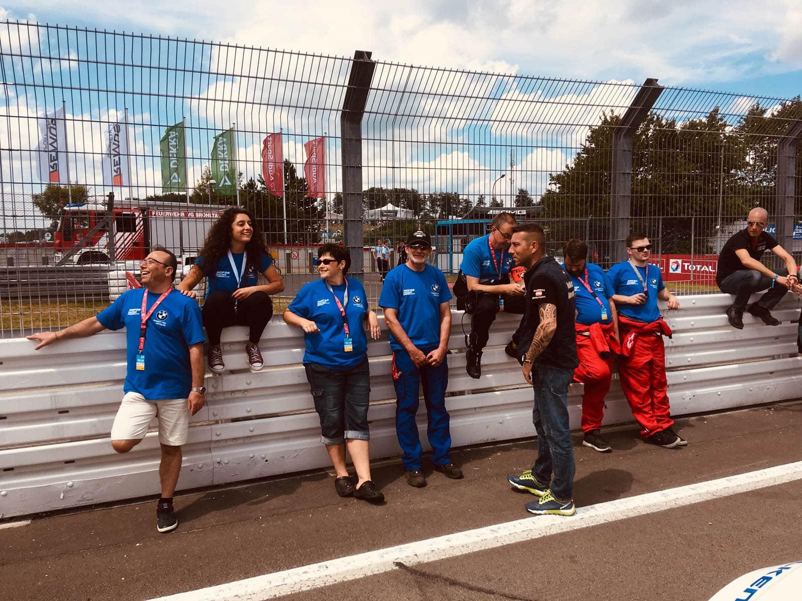 IMG E2021 - 21.-23. Juni 2019 – ADAC TOTAL 24h Rennen – Nürburgring / DE